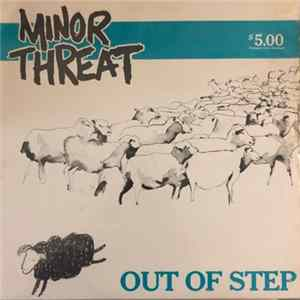Minor Threat - Out Of Step $5 Album