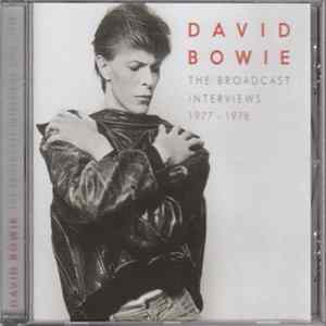 David Bowie - Broadcast Interviews 1977-1978 Album